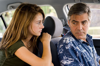 the descendants-shailene woodley-george clooney