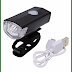 Luz Led Recargable Frontal