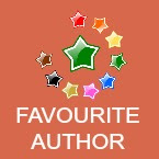 Favourite author book icon
