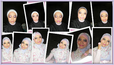 Damayanti Fanny: Hijab and Beauty class with Wardah and