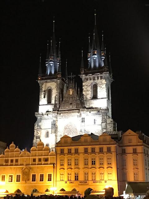 Restaurant Place De L Horloge Astronomique Prague