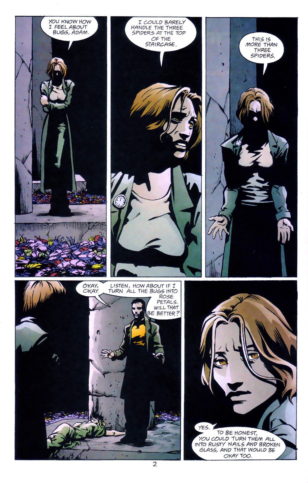 Read online Midnight, Mass comic -  Issue #5 - 3