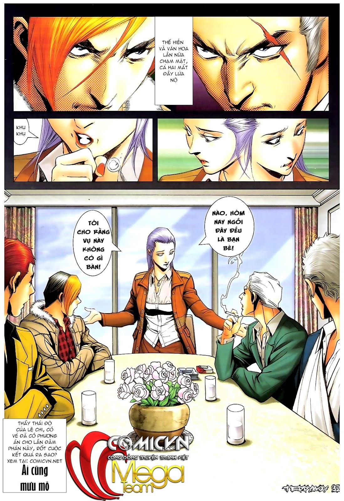 Người Trong Giang Hồ - Chapter 1383: Tiểu Xuân vs Thế Chương - Pic 27
