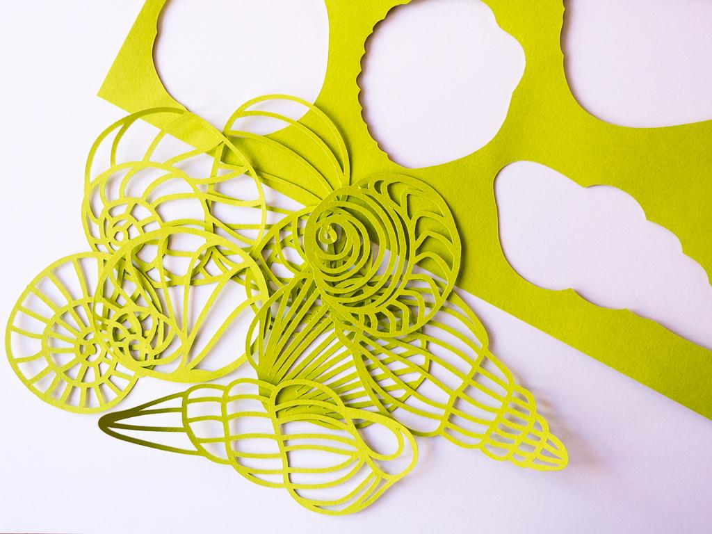 Printing with Gelli Arts®: Decoupage with Gelli Arts® Gel