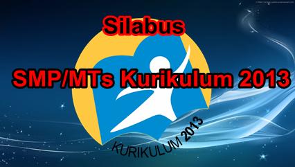 Silabus SMP/MTs Kurikulum 2013 Revisi 2017