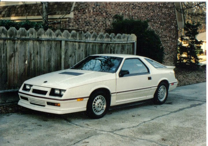 angst and speed the new toy 1989 turbo dodge daytona shelby. Black Bedroom Furniture Sets. Home Design Ideas