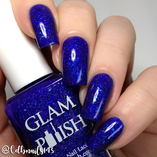 Glam Polish-The Tide Is High