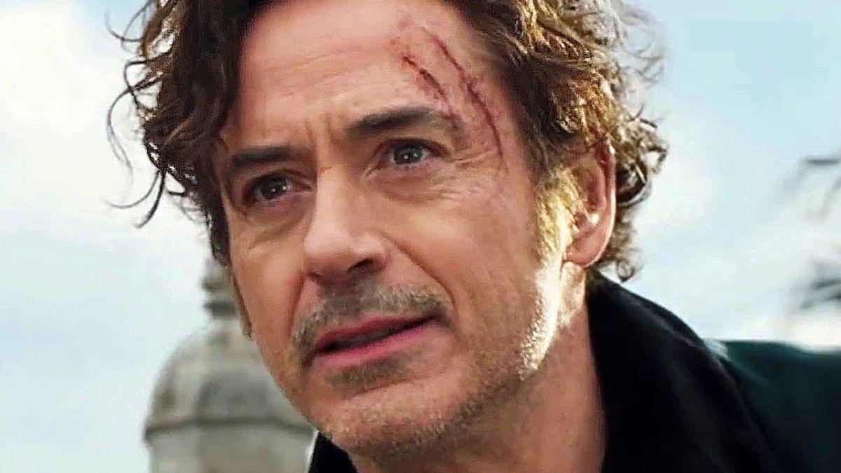 Tom Holland revela novo pôster de Dolittle com Robert Downey Jr.
