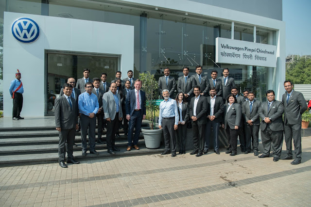 Volkswagen expands footprint in Maharashtra with a new showroom in Pune