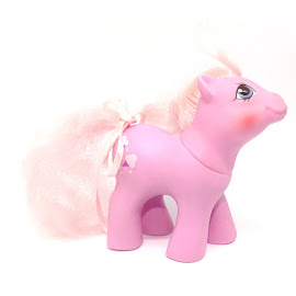 My Little Pony Baby Lickety-Split Year Five First Tooth Baby Ponies G1 Pony