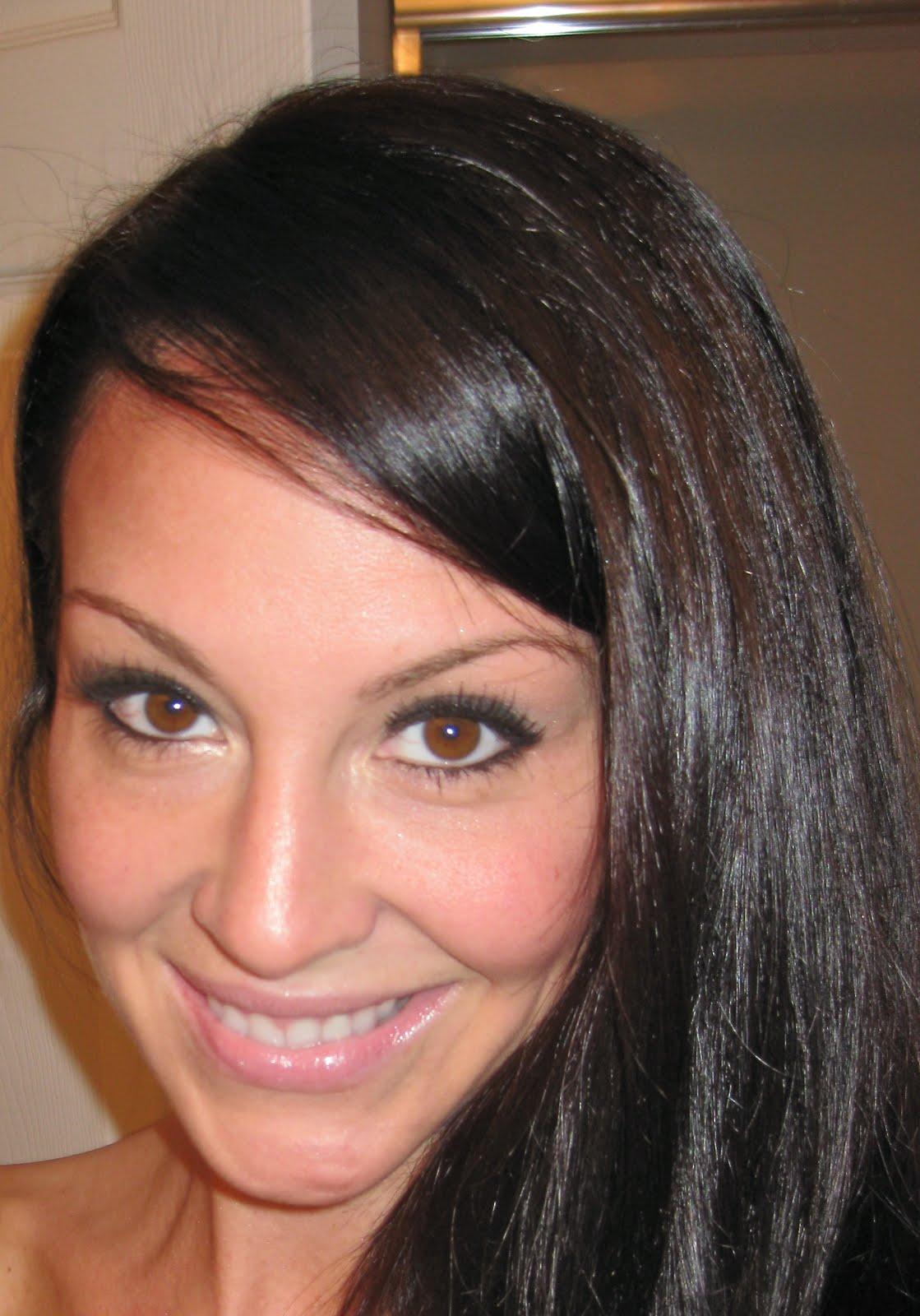 Natural  Dark Brown  Hair  Dye  Bing images