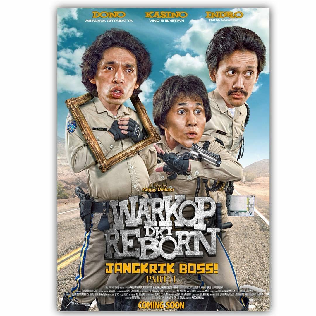 Warkop Dki Reborn Lk21