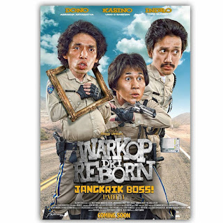 Warkop DKI Reborn: Jangkrik Boss! (2016) Full Movie Blueray