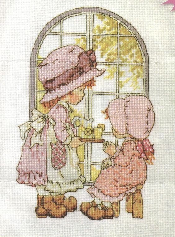 DIY Ponto Cruz - Cross Stitch Sara Kay 2