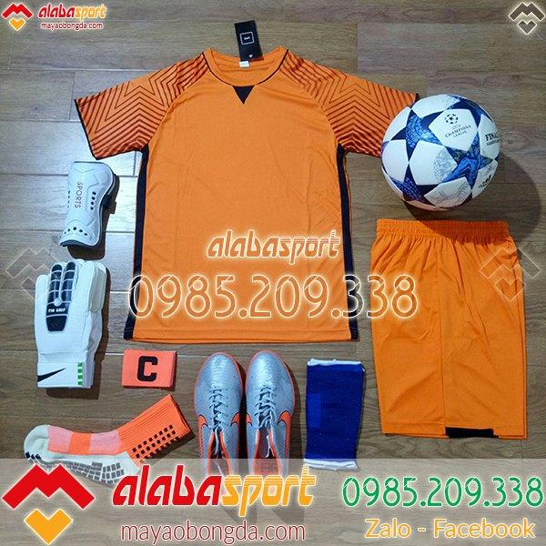 Áo đội tuyển Việt Nam màu cam 2019