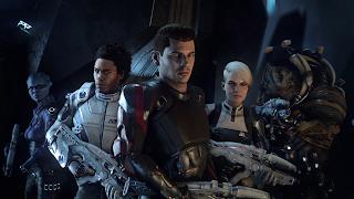 Mass Effect Andromeda Wii U Wallpaper