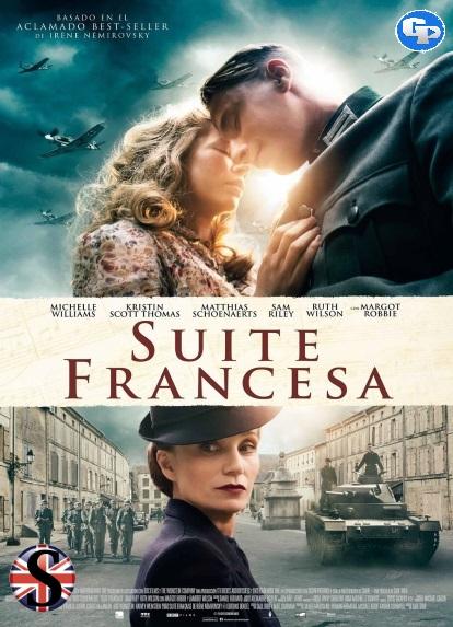 Suite Francesa (2014) HD 1080P SUBTITULADO
