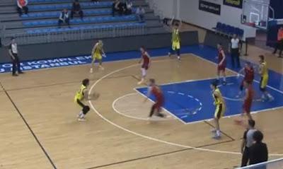 Basketbol Gençler Ligi Fenerbahçe - Galatasaray