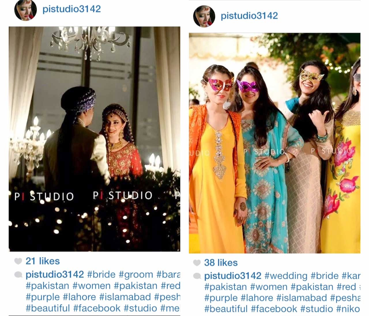 Pi Studio - Pakistan Instagram Accounts