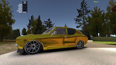 MSC - Roda de Rally Aro 18
