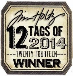 Thrilled to be a Twelves Tags Winner!