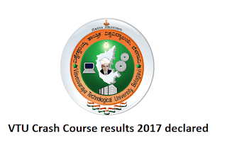 vtu results 2017 with the fast vtu results