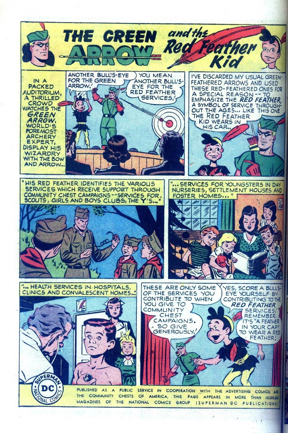 Read online World's Finest Comics comic -  Issue #43 - 50