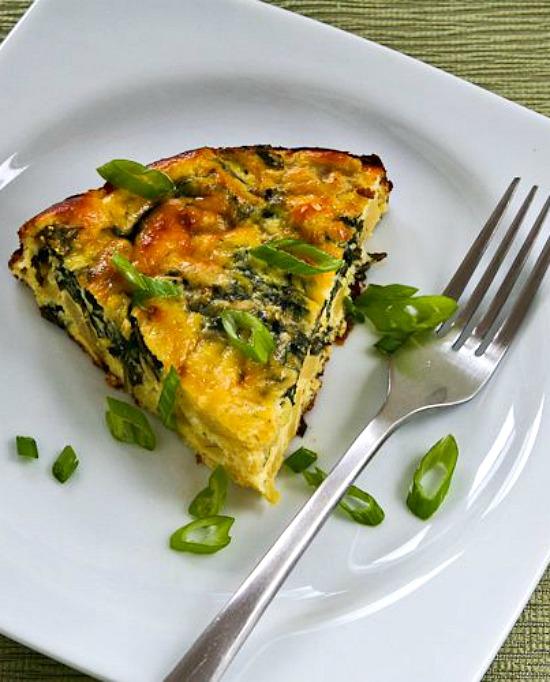 Kalyn's Kitchen®: Low-Carb Artichoke, Kale, and Ricotta ...