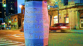 National Poetry Month in the Junction Photo: @artjunctionto