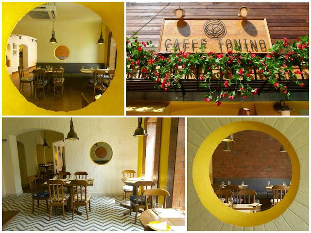 Romantic restaurant In Cp Delhi