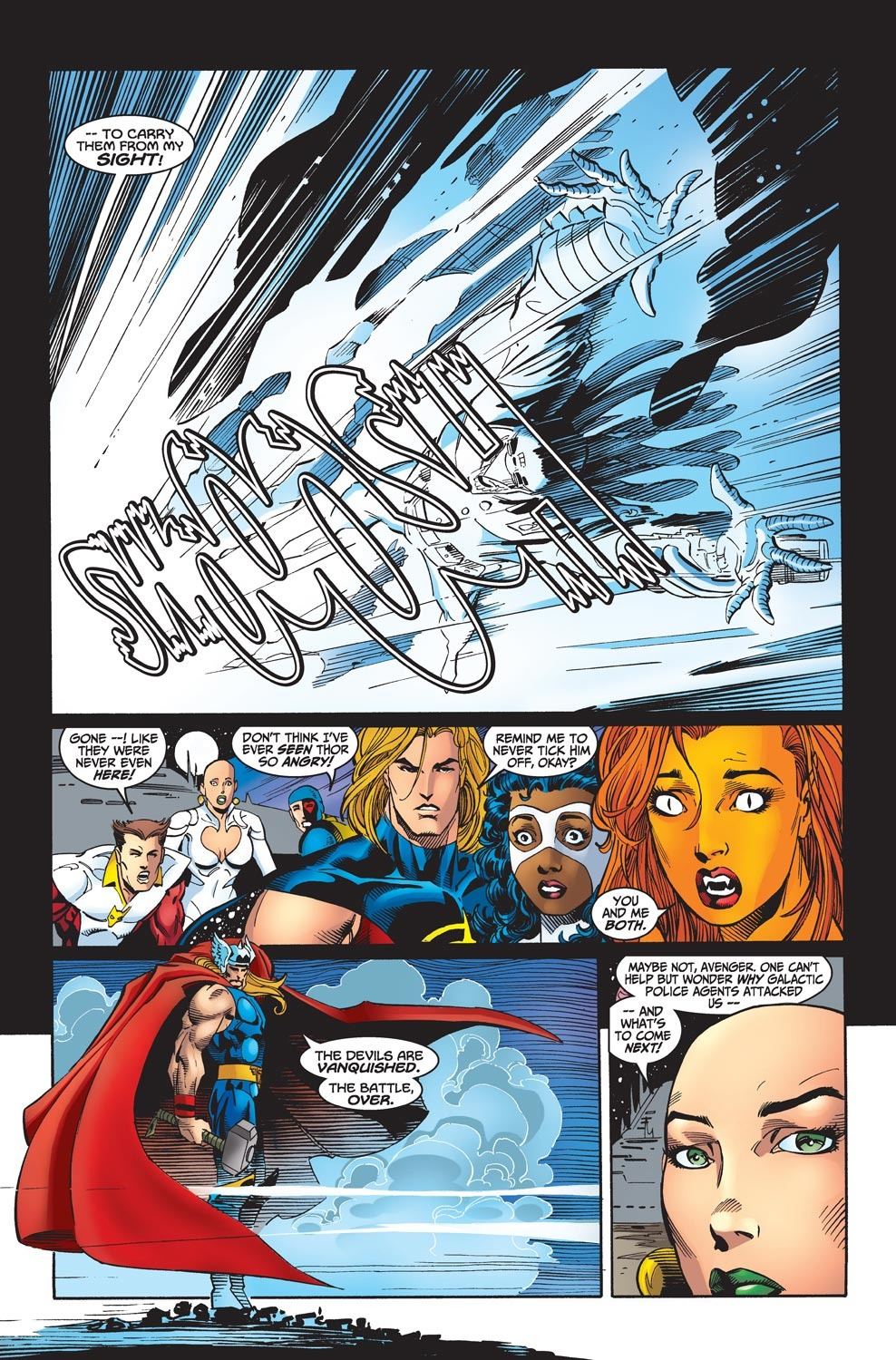 Thor (1998) Issue #30 #31 - English 10