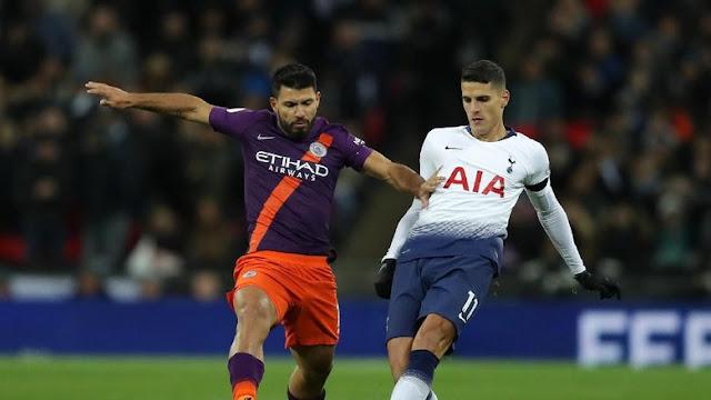 Hasil Tottenham vs City: Riyad Mahrez Kembalikan Citizens ke Puncak Klasemen