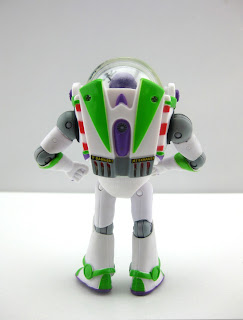 Toy Story Bug Face Buzz Lightyear Collectible Figure