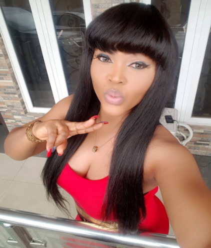 mercy aigbe made in china