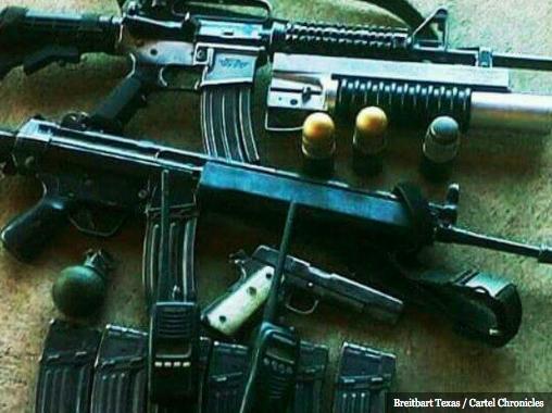 En fabricas clandestinas el CJNG fabrica armas a sus peligrosos sicarios