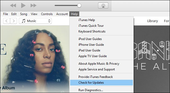 Fix iPhone or iPad That Doesn't Appear in iTunes