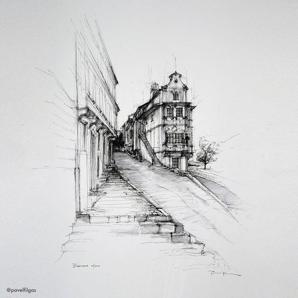 03-Bratislava-Pavel-Filgas-Urban-Drawings-Architecture-on-our-Streets-www-designstack-co