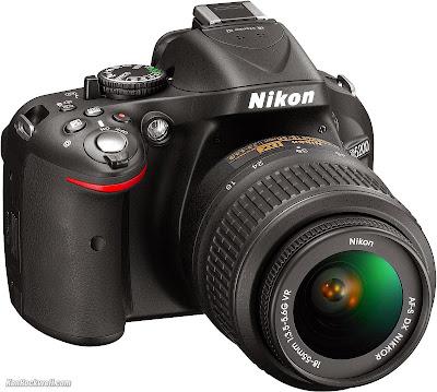Nikon D5200 Terbaru Juni 2015