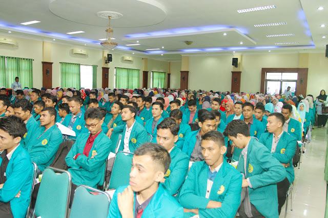 650 Mahasiswa Umuslim Ikuti Pembekalan KKM ke Pidie Jaya