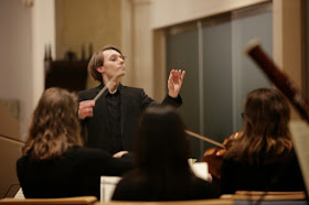 Mark Austin and the Faust Chamber Orchestra