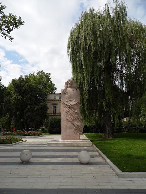 Wrocław, Pomnik Mikołaja Kopernika