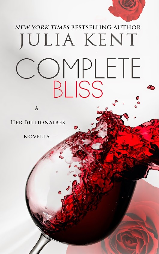 Complete Bliss Cover Reveal!