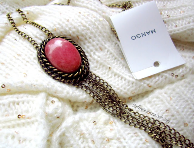 Picture of Necklace from Mango