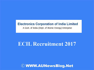 ECIL Recruitment 2017 – Graduate Engineer Trainee post 2017 (66 Vacancies for Engineers)