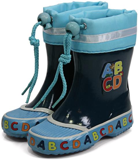 botas de lluvia bebes