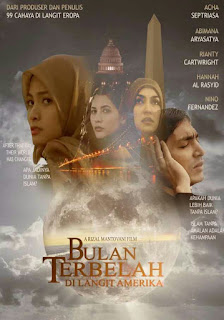 Download film Bulan Terbelah di Langit (2015) WEBDL Gratis