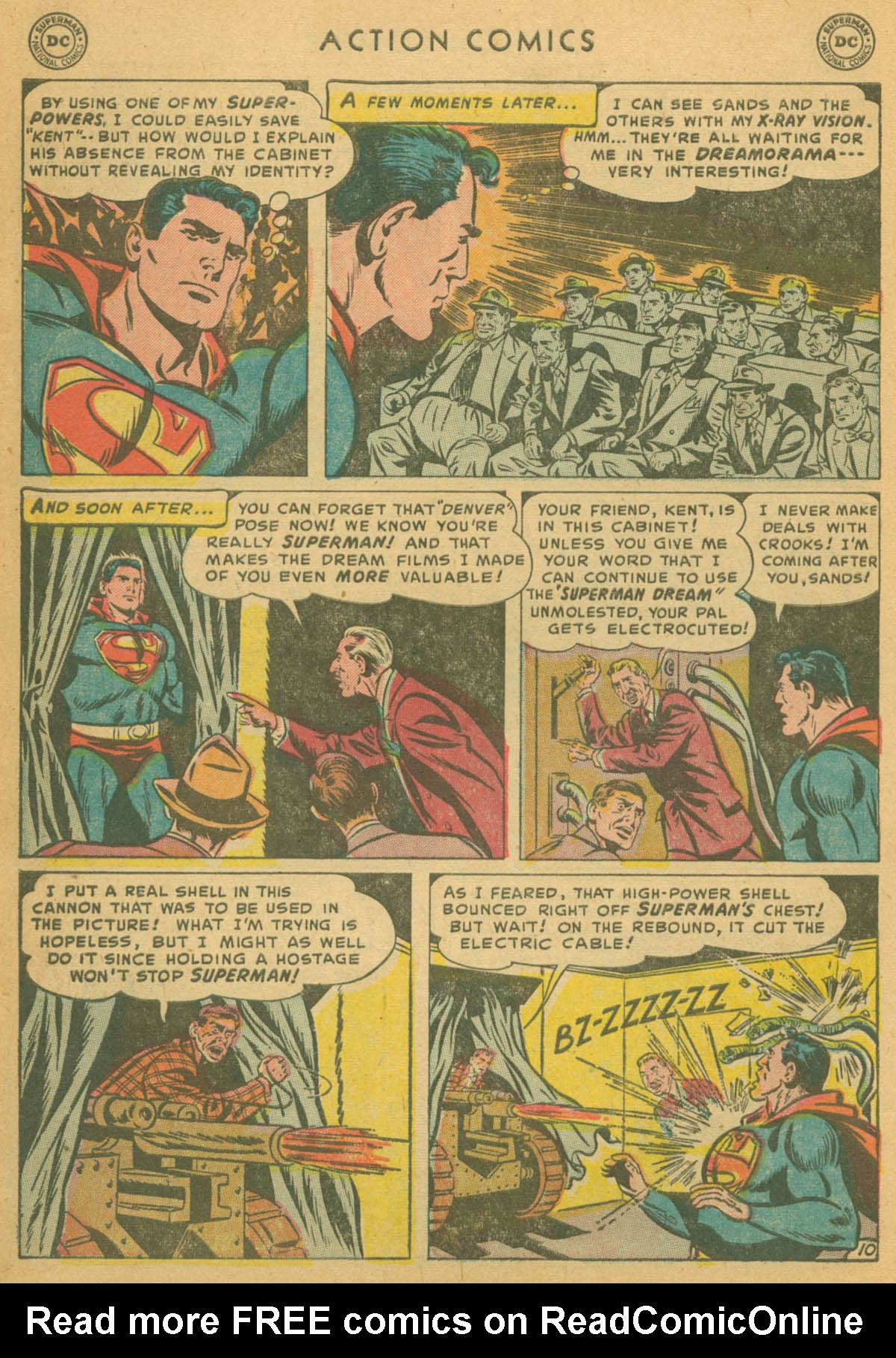 Read online Action Comics (1938) comic -  Issue #178 - 12