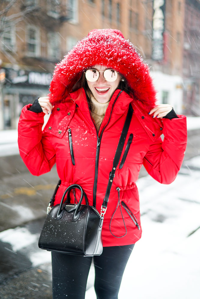 Krista Robertson, Covering the Bases,Travel Blog, NYC Blog, Preppy Blog, Style, Fashion, Fashion Blog, Travel, NYC Street Style, Snowy Weather Wear, Winter Gear, Winter Fashion, Toyshop, Winter Clothes, How to Dress for the Snow, Puffer Jackets