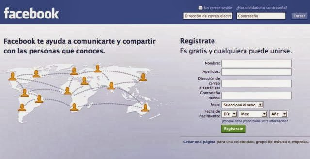 Registrieren Bei Facebook