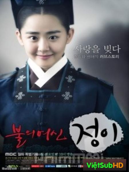 Nữ Thần Lửa Jung Yi